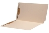 11 pt Manila Folders, Full Cut 2-Ply End Tab, Letter Size, Fastener Pos #1 & #3 (Box of 50)