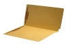 11 pt Color Folders, Full Cut 2-Ply End Tab, Letter Size, Fastener Pos #1 & #3 (Box of 50)