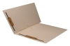 11 pt Manila Folders, Full Cut End Tab, Letter Size, Full Pocket Front and Back, Fasteners Pos #1 & #3 (Box of 50)