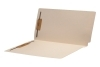 11 pt Manila Folders, Full Cut 2-Ply End Tab, Letter Size, Fastener Pos #1 & #3, Reinforced Spine (Box of 50)