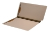 14 pt Manila Folders, Full Cut 2-Ply End/Top Interlock Tab, Letter Size, Fastener Pos #1 & #3, 1-1/2&#34 Tyvek Exp. (Box of 50)