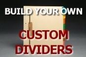 Build Your Own Custom Dividers