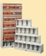 "Stackable Shelving, 24"" Wide, Letter Size, Tier with 4 Fixed Dividers"