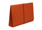 "Redrope Expansion Wallet, 5-1/4"" Expansion, Top Tab, Legal Size, 10/Box"