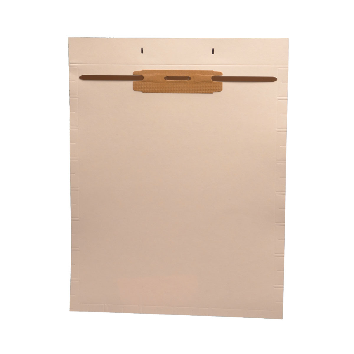 S-9051 - Blank Fileback Divider Sheets, Top Flap and Divider (Box of 100)