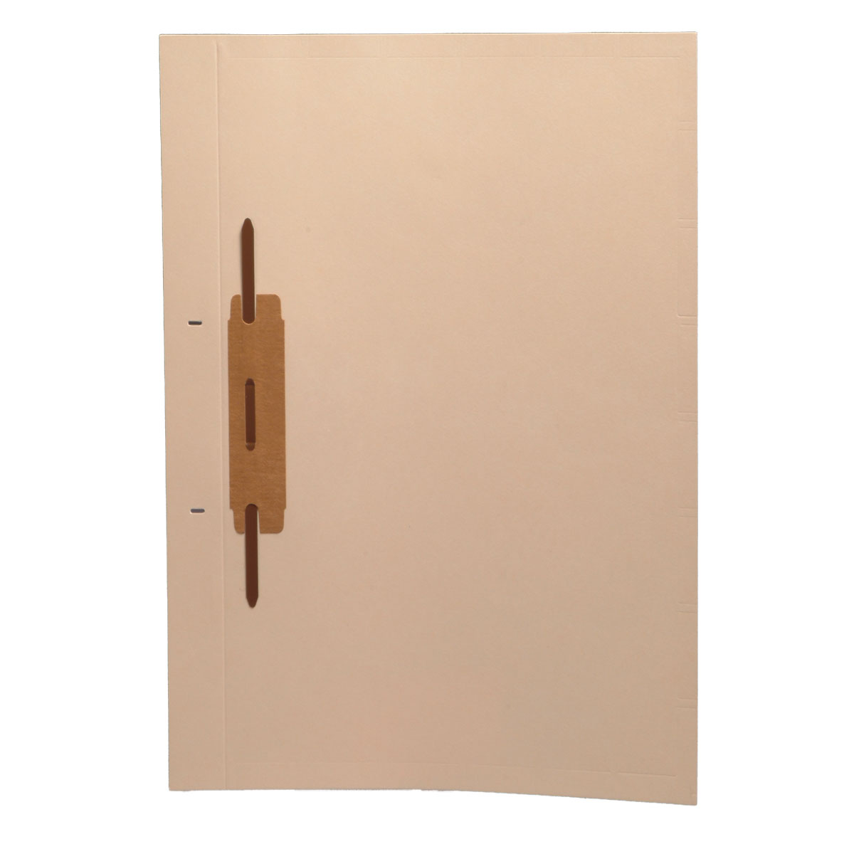 S-9052 - Blank Fileback Divider Sheets, Side Flap and Divider (Box of 100)