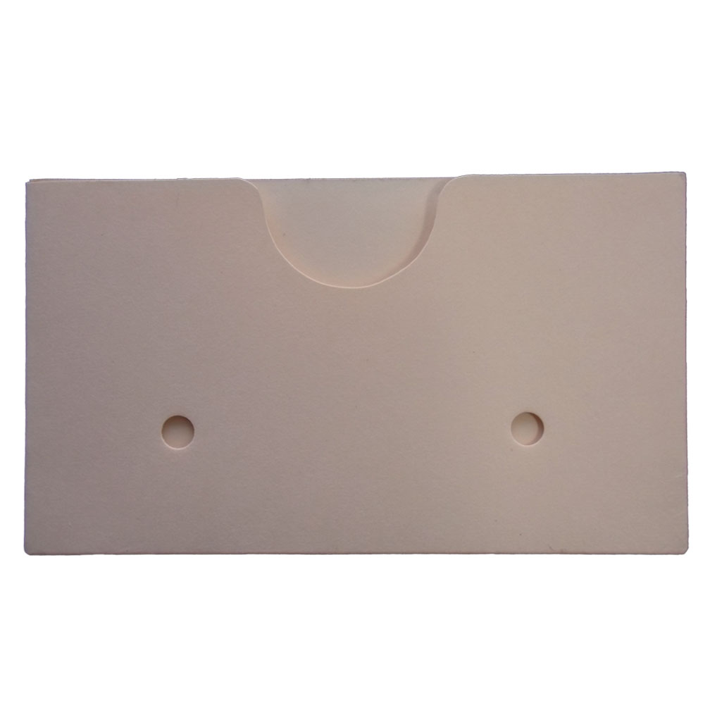 "S-9123 - Self Adhesive Manila Pockets, 5"" x 3"" (Box of 50)"