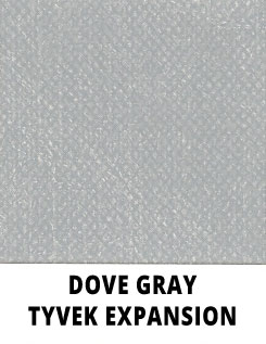 Dove Gray Tyvek Expansion
