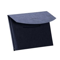 Tuck-N-Lock Carry All Wallets, Indigo Blue
