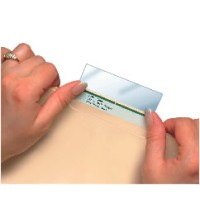 "Name Label Protectors, 3-1/2 x 1-3/4"" (Box of 500)"