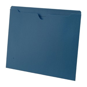 Top Tab Flat File Pockets