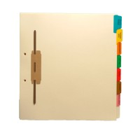 Stock Medical Fileback Dividers