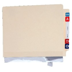 "Folder Spine Protectors, 11"" x 2"" (Box of 500)"