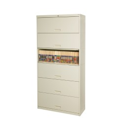 "Stak-N-Lok Shelving, 24"" Wide, 7 Openings (Price Each)"
