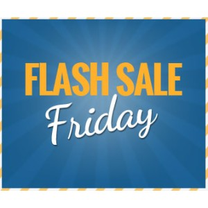 Flash Sale Friday